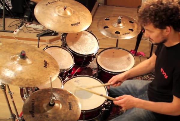 Arborea Cymbals - Knight Series Set