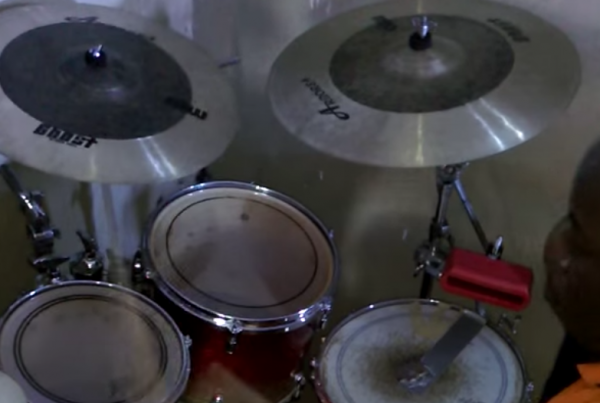 Oh Le Jo by Akinloye Williams with Arborea Cymbals