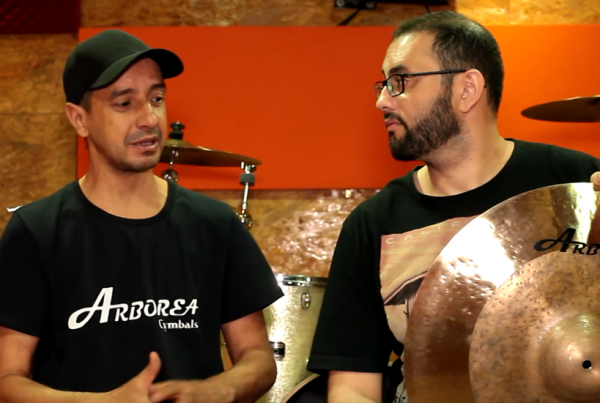 Review Arborea Cymbals - Beto Batera